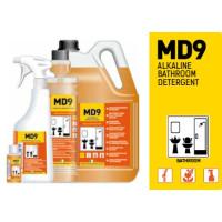 MD9 lúgos fürdőszobai tisztítószer